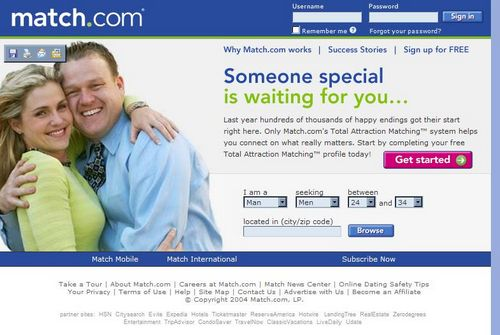 special interest dating websites