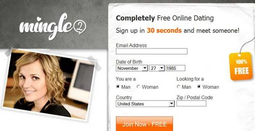 free dating site completely free