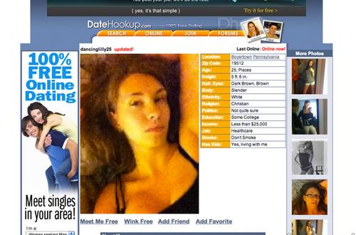 online dating hard